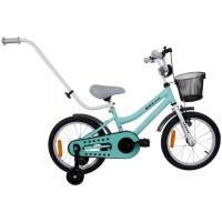 Bicicleta BMX Junior 16 Sun Baby, 4 ani +, Turcoaz