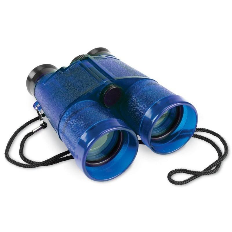 Binoclu pentru copii Learning Resources, lentile din plastic rezistent, 35 mm 2021 shopu.ro