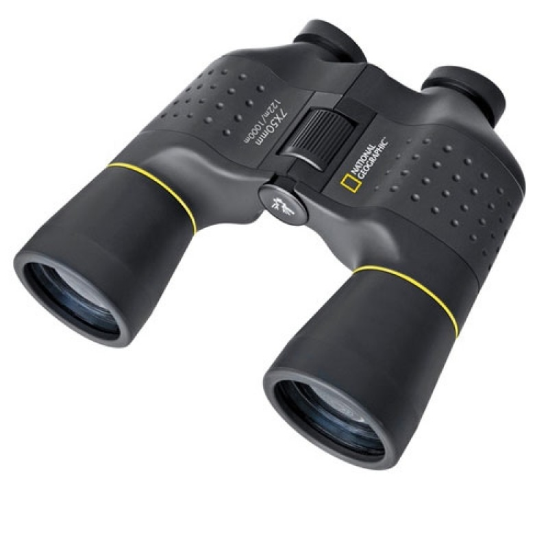 Binoclu National Geographic 7x50, geanta inclusa 2021 shopu.ro