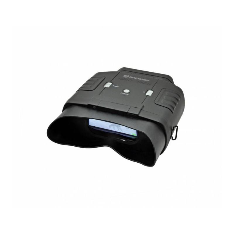 Binocular Night Vision Digital Bresser 3X20, antireflex complet, autonomie 6 ore 2021 shopu.ro