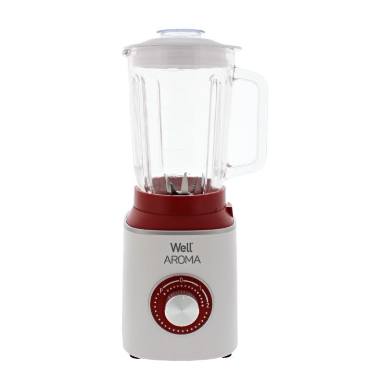 Blender Aroma Well, 600 W, 1.5 l, 2 viteze, functie Pulse 2021 shopu.ro