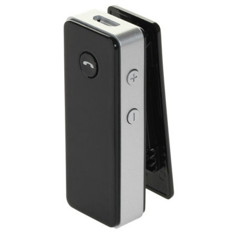 Casti bluetooth ML01 M-life, conectare 2 telefoane, functie CID, 10 m, Negru/Argintiu 2021 shopu.ro