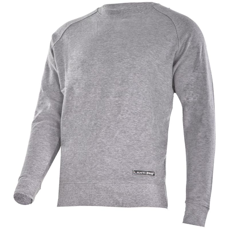 Bluza premium Lahti Pro, marimea 2XL, 182-188 cm, 320 g/m2, Gri shopu.ro