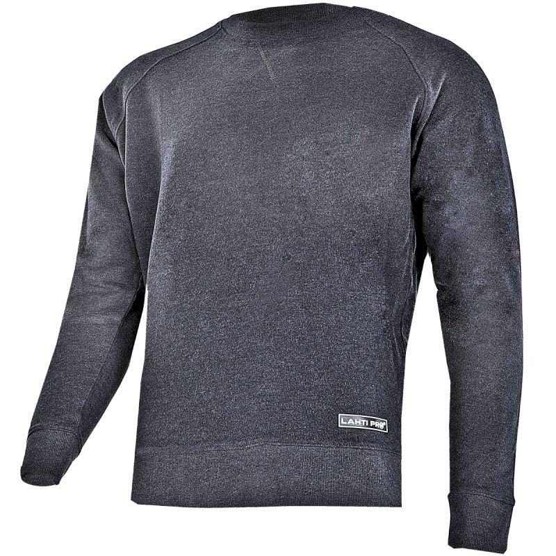 Bluza premium Lahti Pro, marimea 3XL, 188-194 cm, 320 g/m2, Negru 2021 shopu.ro
