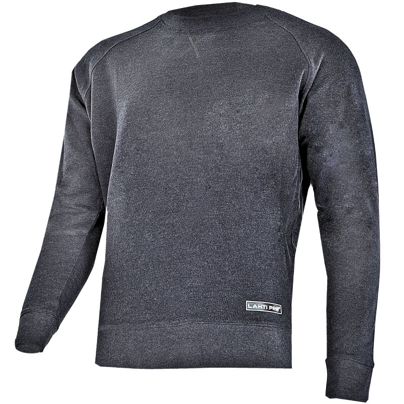 Bluza premium Lahti Pro, marimea M, 164-170 cm, 320 g/m2, Negru 2021 shopu.ro