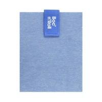 Ambalaj reutilizabil pentru sandwich Boc'n'Roll Eco, Bleu