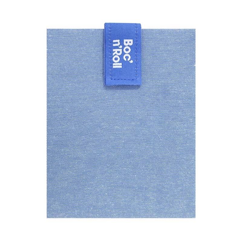 Ambalaj reutilizabil pentru sandwich Boc'n'Roll Eco, Bleu 2021 shopu.ro