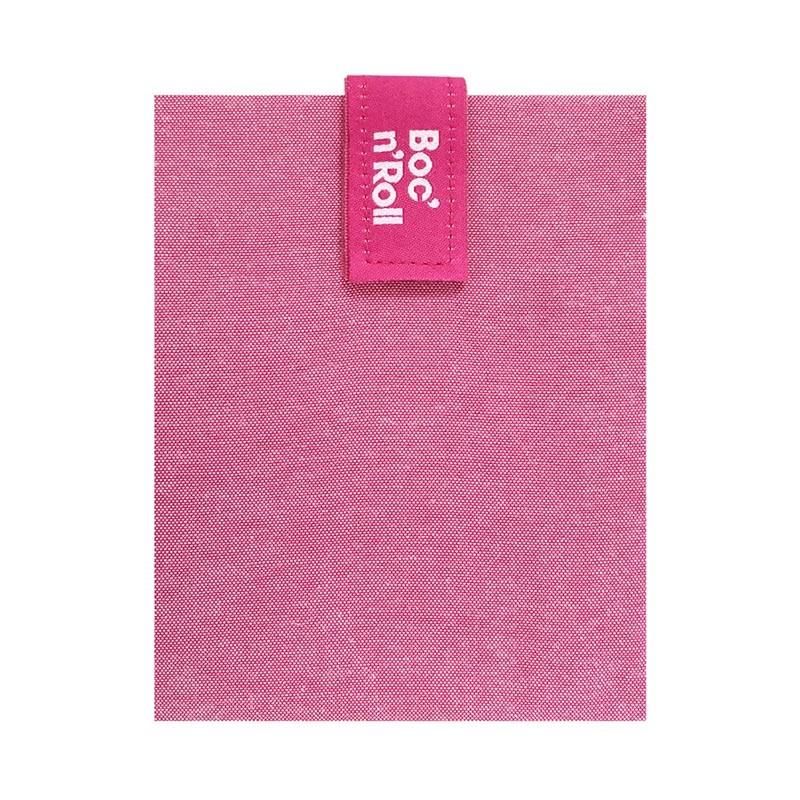 Ambalaj reutilizabil pentru sandwich Boc'n'Roll Eco, Violet 2021 shopu.ro