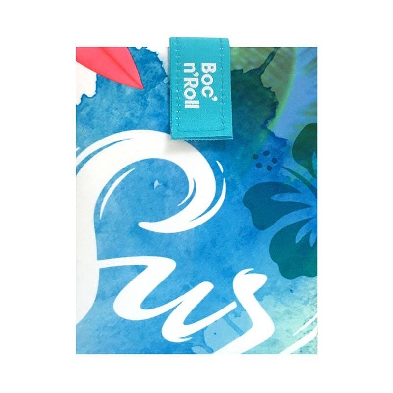 Ambalaj reutilizabil pentru sandwich Boc'n'Roll Young Surf 2021 shopu.ro