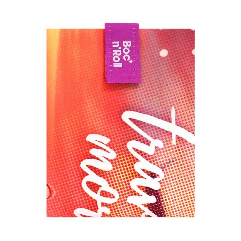 Ambalaj reutilizabil pentru sandwich Boc'n'Roll Young Travel 2021 shopu.ro