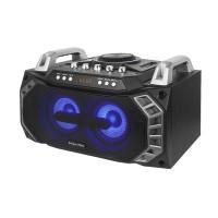 Boxa Boombox Kruger Matz, Bluetooth, Radio FM, Karaoke, putere 2 x 40W