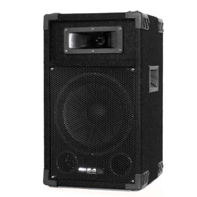 Set 2 boxe 10 inch, 2 cai bass reflex, RMS 125 W 2021 shopu.ro