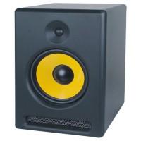 Boxa activa, 100 W, amplificare dubla, intrare RCA/XLR/Jack