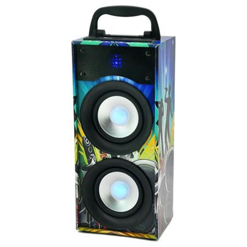 Boxa bluetooth portabila, FM, SD, USB, AUX, 20 W 2021 shopu.ro