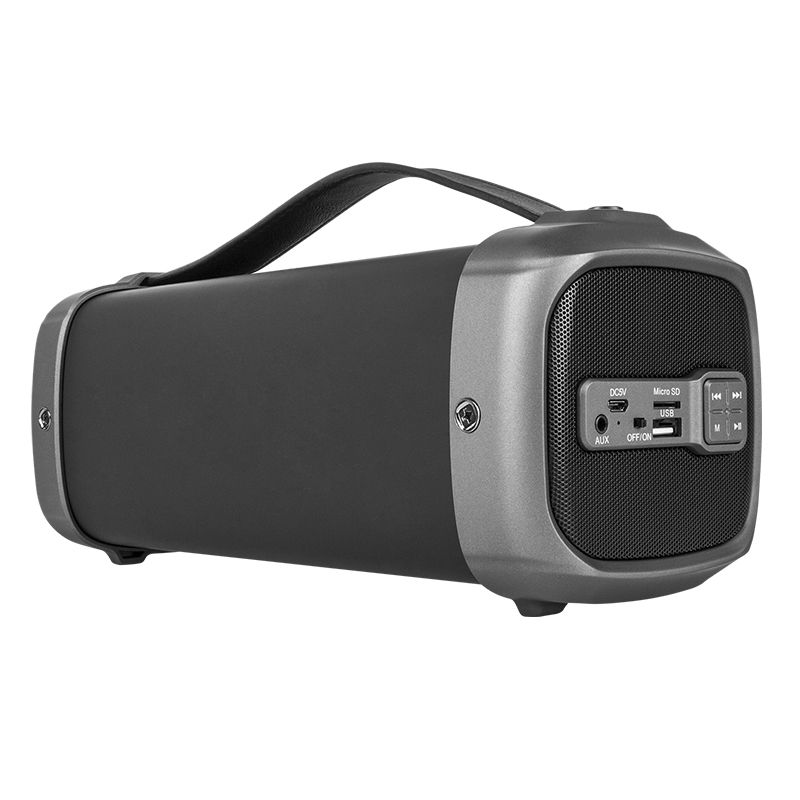Boxa Bluetooth portabila Kruger Matz Adventure Mini, Radio FM, 2 difuzoare 2021 shopu.ro