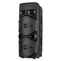 Boxa portabila Musicbox Maxi Kruger & Matz, 10 W, 3.7 V, 2400 mAh, 2 x 8 inch, jack 3.5 mm