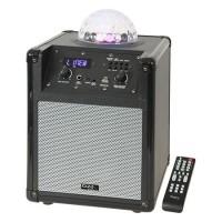 Boxa portabila cu amplificator incorporat, USB, AUX, Bluetooth, tunner FM, 60 W
