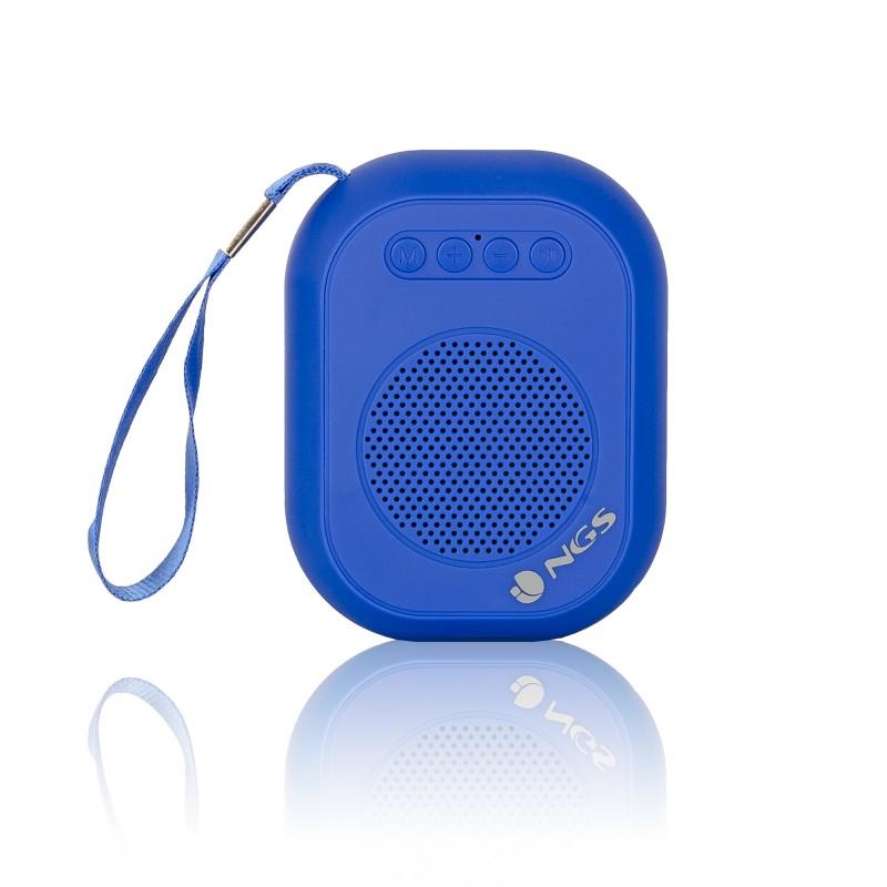 Boxa portabila cu bluetooth NGS, 3 W, 600 mAh, microfon incorporat