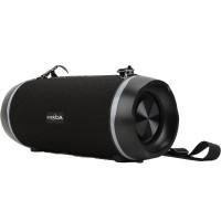 Boxa portabila The Vibe 600 E-Boda, 24 W, 2 x 3 inch, 3000 mAh, Bluetooth 5.0, jack 3.5 mm, Negru