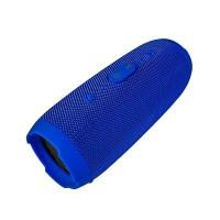 Boxa bluetooth Charge3 Siegbert, 6000 mAh, USB, functie powerbank, microfon integrat, Albastru