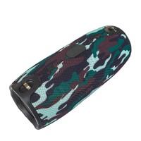 Boxa portabila Xtreme Siegbert, 20 W, 28 x 13 cm, bluetooth, USB, rezistenta la apa, Multicolor