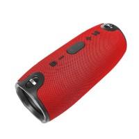 Boxa portabila Xtreme Siegbert, 20 W, 28 x 13 cm, bluetooth, USB, rezistenta la apa, Rosu