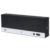 Boxa portabila bluetooth Quer ADP06, 3 W, 10 m, USB, microfon incorporat