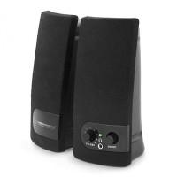 Boxe stereo 2.0 Arco Esperanza, 2 x 3 W, 4 Ohm, Negru
