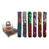 Bratara cu paiete reversibile Keycraft, 21.5 x 3 x 7 cm, 3 ani+, Multicolor