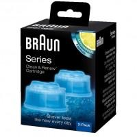 Set rezerve Braun lichid curatare, 2 buc/set