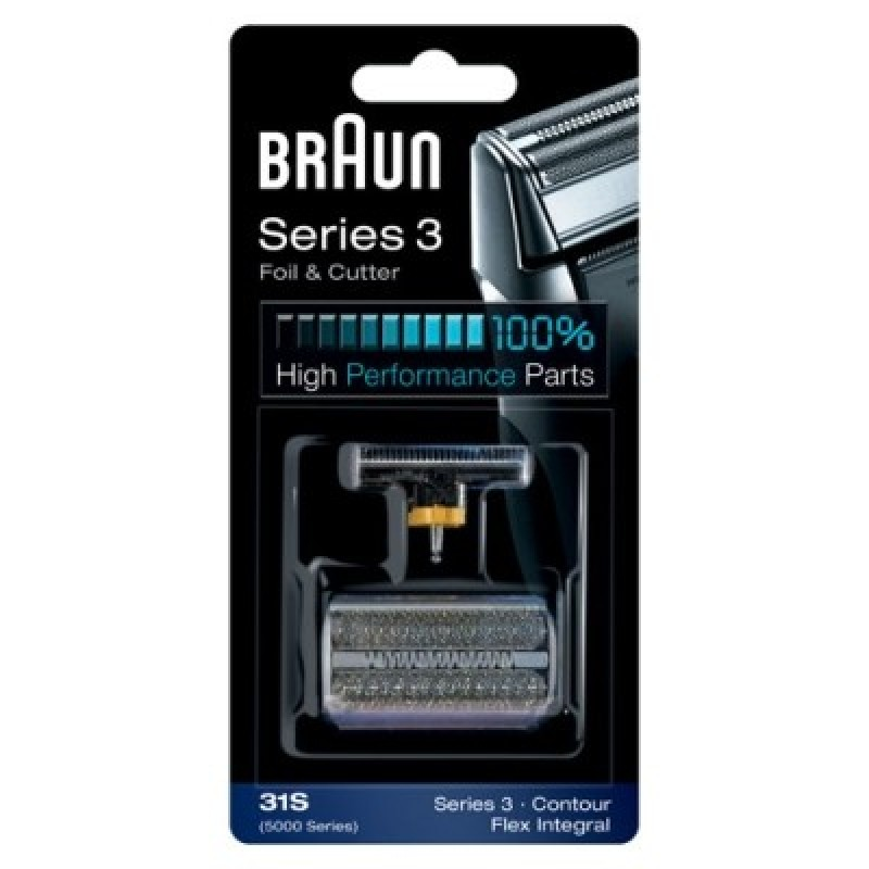 Rezerva pentru aparat de ras 31S Braun 2021 shopu.ro