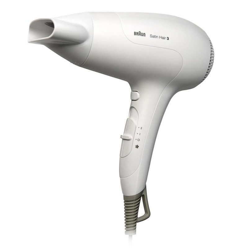 Uscator de par Braun Satin Hair 3 PowerPerfection, 2000 W 2021 shopu.ro