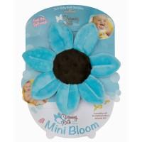 Buretel pentru Baie BloomingBath, 8 cm, Albastru