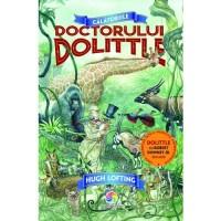 Carte de povesti Calatoriile Doctorului Dolittle, 336 pagini, 3 ani+