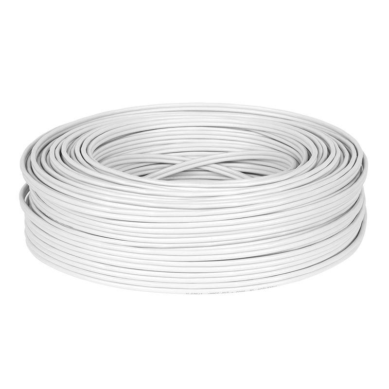 Rola cablu alarma efractie, 100 m, 8 x 0.22 mm2, ecranare aluminiu