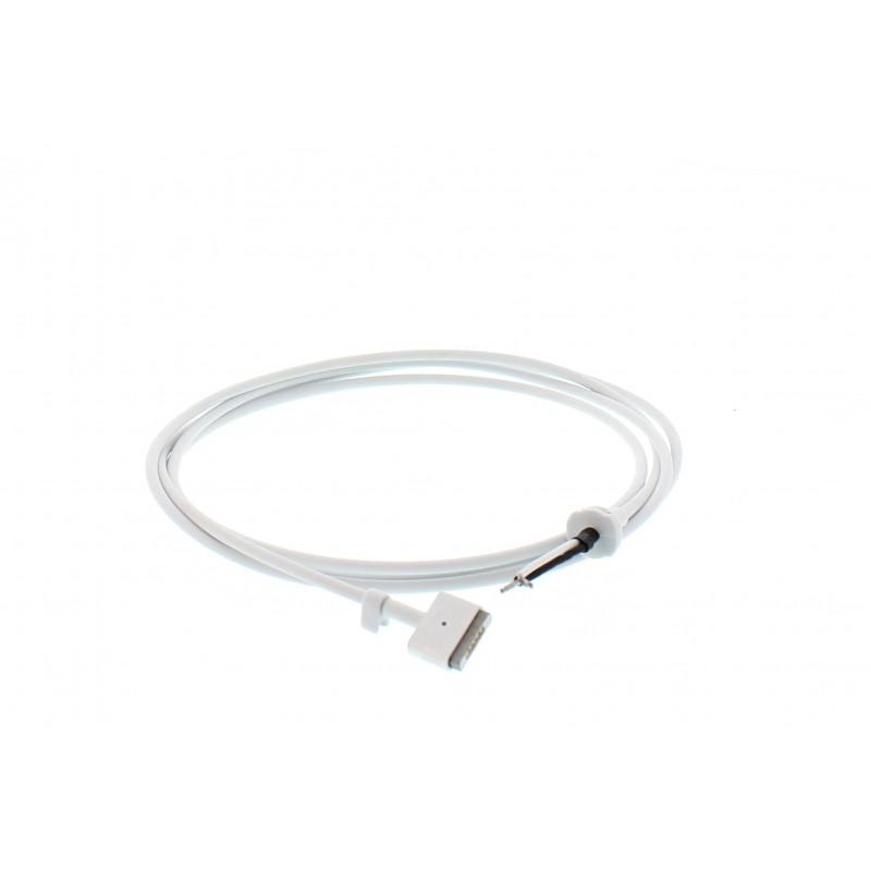 Cablu alimentare DC pentru laptop Apple Magsafe 2 Well, 90 W, mufa T, 1 m 2021 shopu.ro