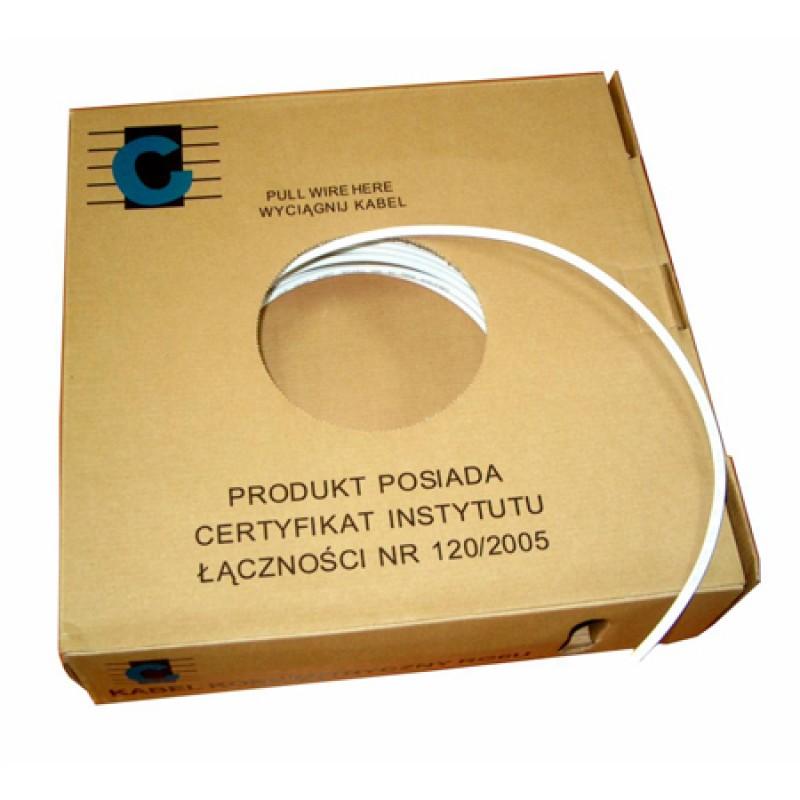 Cablu coaxial KAB0014, 75 Ohm, cupru, rola 150 m