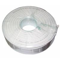 Cablu coaxial Cabletech RG6U, cupru, rola 100 m, 1 mm