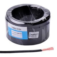 Cablu coaxial RG174, 50 Ohm, 100 m, Negru