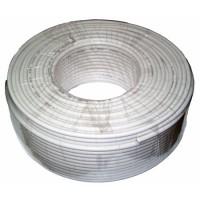Cablu coaxial RG6U CCS 48 x 0.12, rola 100 m
