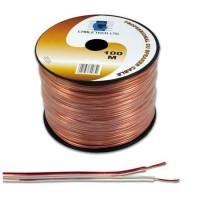 Cablu difuzor Cabletech, cupru, 2.5 mm, rola 100 m