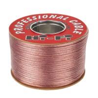 Cablu difuzor Cabletech, TLYp, plat, un fir marcat cu rosu, rola 200 m