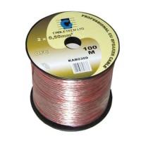 Cablu difuzor Cabletech, material OFC, 2 mm, rola 100 m