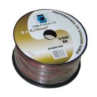 Cablu difuzor Cabletech, R/N 0.2 mm, cupru, rola 100 m