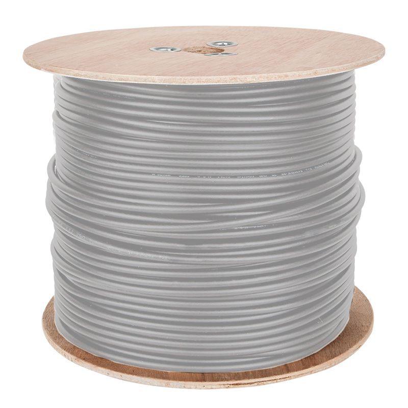 Rola cablu FTP Emtex, 6E, 305 m, cupru 2021 shopu.ro