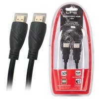 Cablu HDMI tata - HDMI tata, lungime 1.8 m, 1080p si 3D, Negru