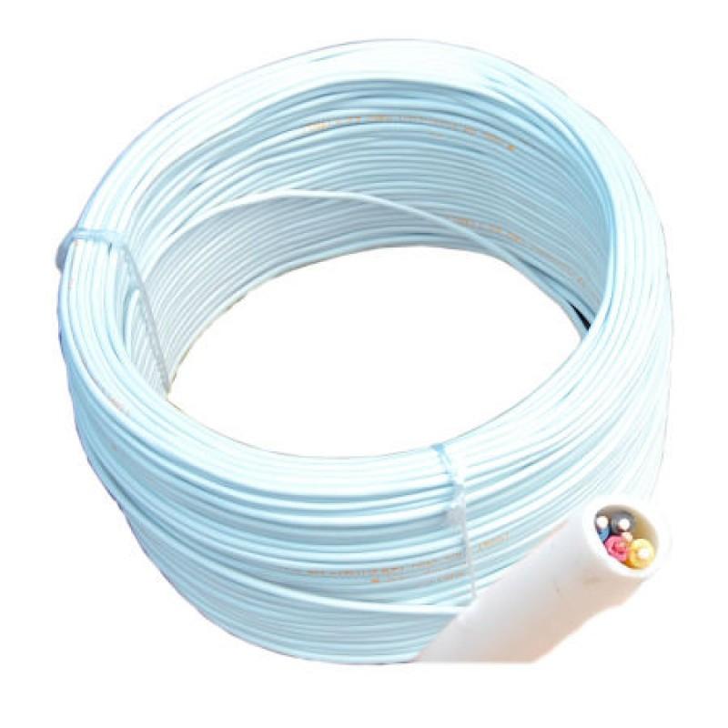 Cablu telefon/alarma YTDY Cabletech, 4 fire, rola 100 m 2021 shopu.ro