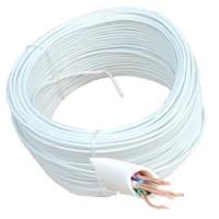 Cablu telefon/alarma YTDY Cabletech, 6 fire, rola 100 m