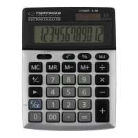 Calculator birou Newton Esperanza, display mare, 12 cifre
