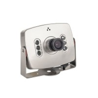 Camera cu fir 004, PAL / NTSC, 75 ohm / 1 V p-p